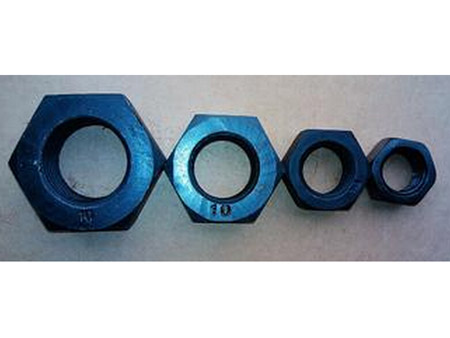 High strength alloy steel nut