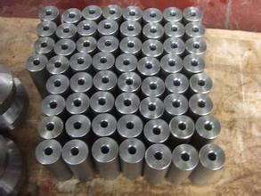 Stainless steel forged socket and threaded pipe fittings
